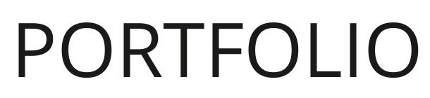 Font 2 – Portfolio – Open Sans Regular